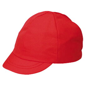 FOOTMARK(フットマーク) 体操帽子 スクラム レッド