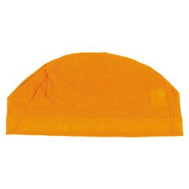 FOOTMARK(フットマーク) スイムキャップ 蛍光ニードル オレンジ