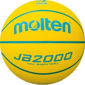 モルテン(Molten) 【小学生低学年用ミニバスケットボール4号球】 JB2000軽量ソフト