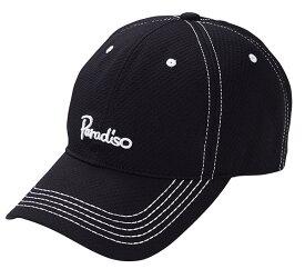 PARADISO(パラディーゾ) キャップ ブラック