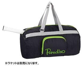 PARADISO(パラディーゾ) ロールバッグ(ポケッタブル) ブラック