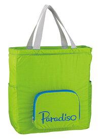 PARADISO(パラディーゾ) トートバッグ(ポケッタブル) グリーン