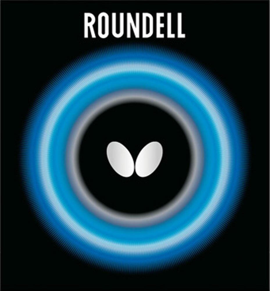 バタフライ(Butterfly) ROUNDELL/ラウンデル レッド