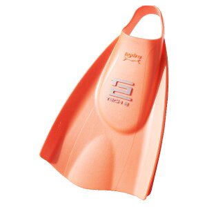 Soltec‐swim(ソルテック) ハイドロ・テック2フィンスイムソフトタイプオレンジSサイズ