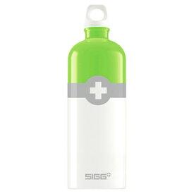 SIGG(シグ) SIGGトラベラースイスロゴ 1.0L グリーン