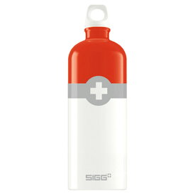 SIGG(シグ) SIGGトラベラースイスロゴ 1.0L レッド