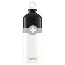 SIGG(シグ) SIGGトラベラースイスロゴ 1.0L ブラック