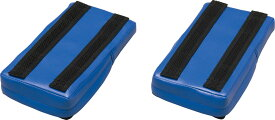 ZETT(ゼット) フットクッション ブルー