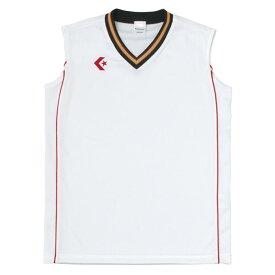 CONVERSE(コンバース) ウィメンズゲームシャツCB36712 ホワイト/レッド