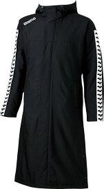 ARENA(アリーナ) ロングコート ブラック