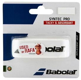 Babolat(バボラ) バボラ シンテックプロ ブラック×イエロー ホワイト