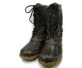 【中古】【送料無料】BASS PRO SHOUS ROCKY BOOT(バスプロシューズ ロッキーブーツ)9 MH (約27.0〜27.5cm) アメリカ製・ロッキーブーツYALAKU-ヤラク-メンズカジュアルブーツ・紳士靴
