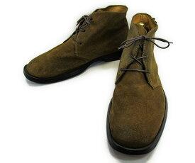 【中古】【送料無料】CAMPER カンペール 40 約25.0-25.5cm ショートブーツ♪YALAKU-ヤラク-メンズカジュアルシューズ・紳士靴