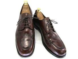 【中古】【送料無料】Crown Imperial8 (約26.0-26.5cm) Uチップ♪YALAKU-ヤラク-メンズフォーマルシューズ・紳士靴