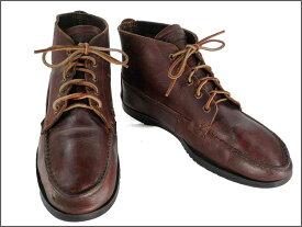【中古】【送料無料】Eastland イーストランド約28.0-28.5cm アメリカ製・レザーショートワークトレッキングシューズ♪YALAKU-ヤラク-メンズブーツ・紳士靴