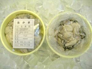 宮城県産 極上むき牡蠣:生食用500g【生カキ/かき】