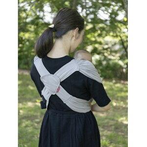 ケラッタベビースリング新生児横抱き可抱っこ紐リングでサイズ調整
