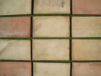 Antique terra cotta tile 18.5cm *33cm