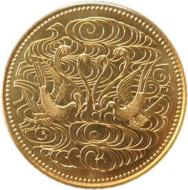 【記念硬貨】 天皇陛下 御在位60年 記念10万円金貨 昭和61年 【金貨】
