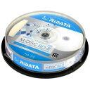 RiDATA M-BDR25GB.PW10SP M-DISC BD-R 4倍速 25GB 10枚スピンドルケース