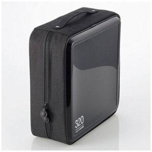 CD/DVDファスナーケース 320枚収納 CCD-H320