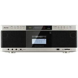 東芝 TY-AK1(N) 【ハイレゾ音源対応】 Aurexシリーズ SD/USB/CDラジオカセットレコーダー サテンゴールド