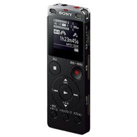 【ポイント10倍!9月20日(金)00:00〜23:59まで】ソニー ICD-UX560FBC リニアPCM対応ICレコーダー 4GB(ブラック)