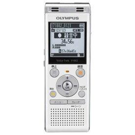 【ポイント10倍!9月20日(金)00:00〜23:59まで】オリンパス V-862-WHT ICレコーダー 「Voice-Trek」 ホワイト