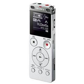 【ポイント10倍!9月20日(金)00:00〜23:59まで】ソニー ICD-UX565FSC リニアPCM対応ICレコーダー 8GB(シルバー)