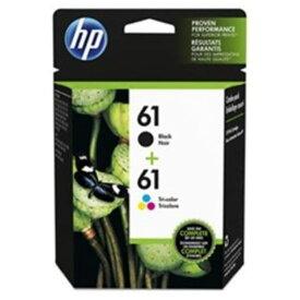 ヒューレットパッカード CR311AA インクカートリッジ HP61コンボパック (ブラック&3色カラー)