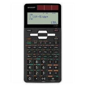 シャープ EL-509T-WX 関数電卓 559関数スタンダードモデル(白)