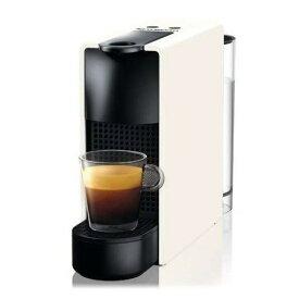 ネスプレッソ C30WH 専用カプセル式コーヒーメーカー 「エッセンサ・ミニ」 ピュアホワイト コーヒーメーカー