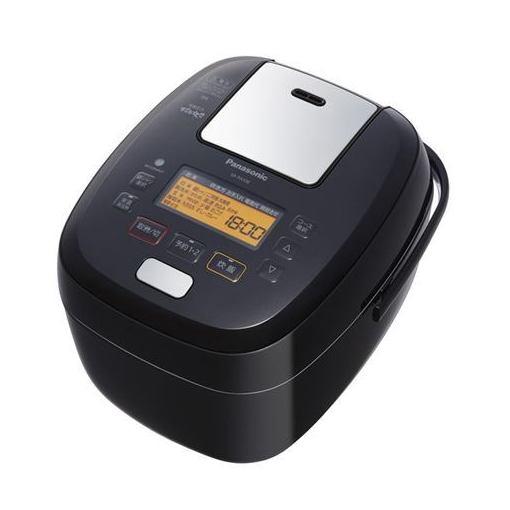 パナソニック SR-PA188-T 可変圧力IHジャー炊飯器 1升炊き ブラウン