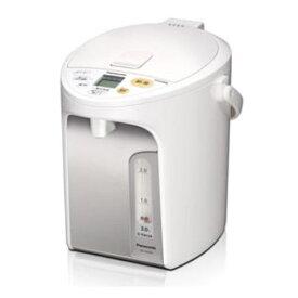 【ポイント10倍!】パナソニック NC-HU304-W 電動給湯式電気ポット (3.0L) ホワイト