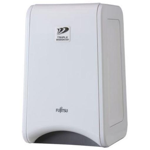 富士通ゼネラル DAS-15E-W 小型脱臭機 「PLAZION(プラズィオン)」(脱臭10畳まで) ホワイト