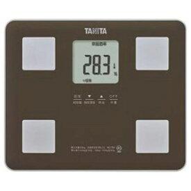 タニタ BC-760BR 体組成計・体重計 ブラウン