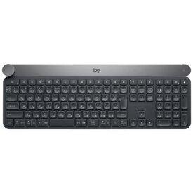 ロジクール KX1000S マルチデバイス ワイヤレスキーボード ブラック