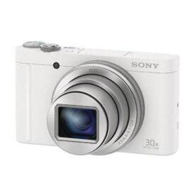 【ポイント2倍!】ソニー DSC-WX500-W デジタルカメラ Cyber-shot(サイバーショット) ホワイト
