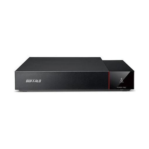 バッファロー HDV-SQ3.0U3/VC SeeQVault対応 24時間連続録画対応 テレビ録画専用設計 USB3.1(Gen1)/USB3.0対応外付けHDD 3TB