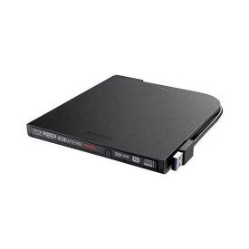 バッファロー BRUHD-PU3-BK Ultra HD Blu-ray対応 USB3.0用ポータブルブルーレイドライブ スリムタイプ ブラック