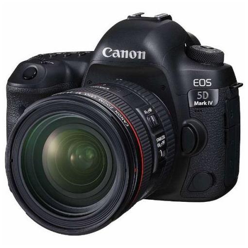 【ポイント10倍!5月25日(土)0:00〜5月28日(火)9:59まで】キヤノン EOS5DMK4-2470ISLK デジタル一眼カメラ 「EOS 5D Mark IV」EF24-70mm IS USM レンズキット