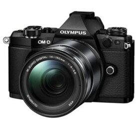 オリンパス デジタル一眼カメラ OM-D E-M5 Mark II 14-150mm II レンズキット (ブラック)