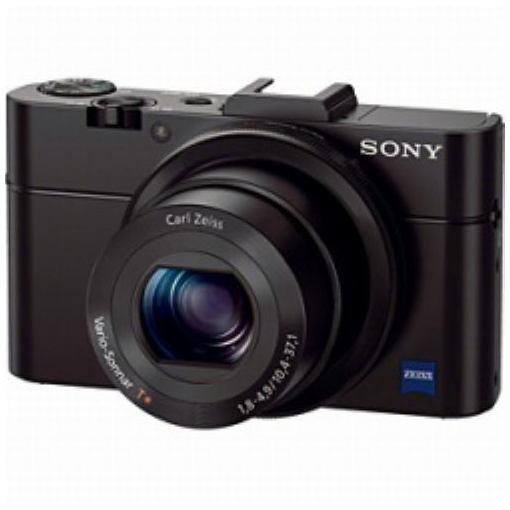 【全品ポイント5倍 7/13 10:00〜7/21 01:59】DSC-RX100M2 Cyber-shot(サイバーショット) デジタルカメラ