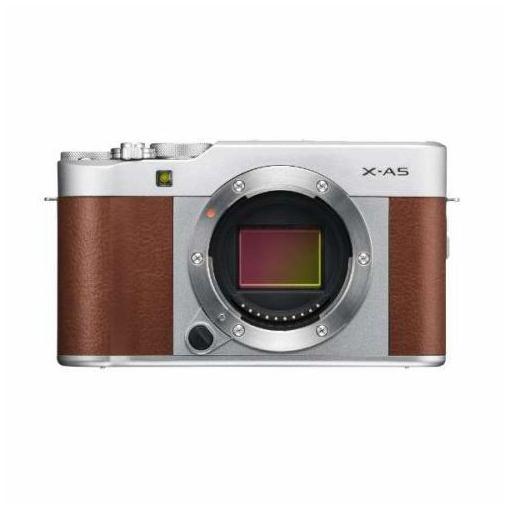 富士フイルム XA5BW ミラーレス一眼カメラ FUJIFILM X-A5 ボディ ブラウン