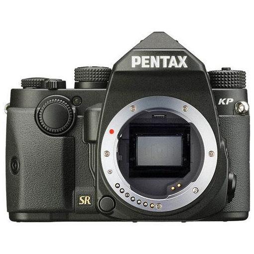 ペンタックス KP-BODY-BK デジタル一眼カメラ「PENTAX KP」ボディ(ブラック)