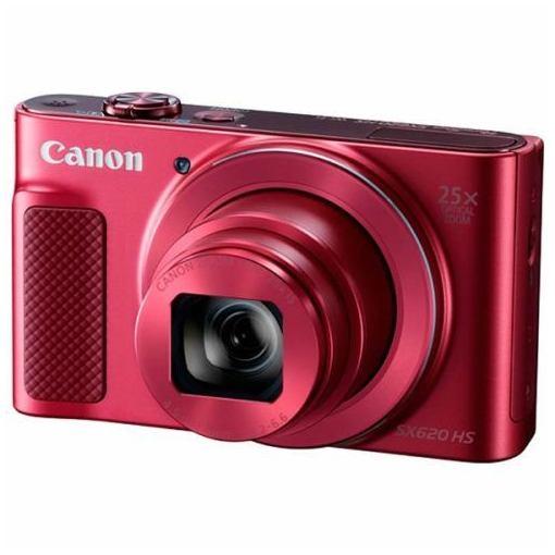 【ポイント10倍!4/22(月)20:00〜4/26(金)01:59まで】キヤノン PSSX620HSRE デジタルカメラ PowerShot(パワーショット) SX620 HS(レッド)