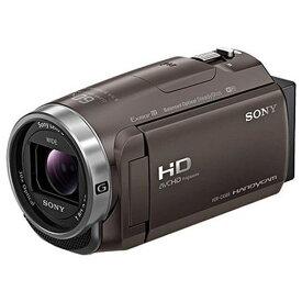 【無料長期保証】ソニー HDR-CX680-TI デジタルHDビデオカメラレコーダー ブロンズブラウン