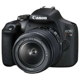 一眼レフ キャノン Canon EOSKISSX90-LKIT デジタル一眼レフカメラ EOS Kiss レンズキット 一眼 カメラ デジタルカメラ