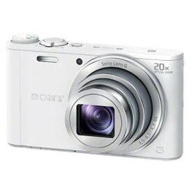 【ポイント2倍!】ソニー デジタルカメラ Cyber-shot(サイバーショット) DSC-WX350 W ホワイト