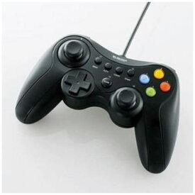 エレコム JC-U3613MBK Xinput対応 ゲームパッド ブラック